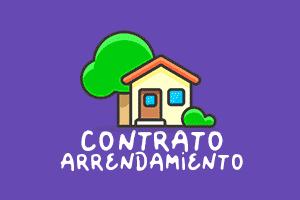 Contrato de Arrendamiento modelo del contrato de alquiler para vivienda y casa.