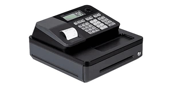 Caja registradora Casio PCR-T273, potente maquina registradora