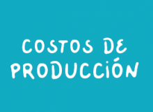 Costos de producción, elementos, ejemplos y definición