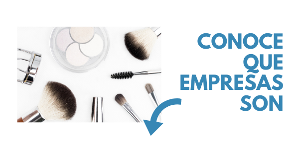 Empresas que regalan maquillaje